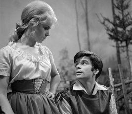 Jak se Mette chtěla stát královnou (1968) [TV inscenace]