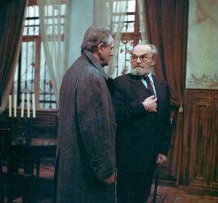 Radovan Lukavský a Karel Houska