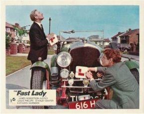 Neposedná lady (1962)