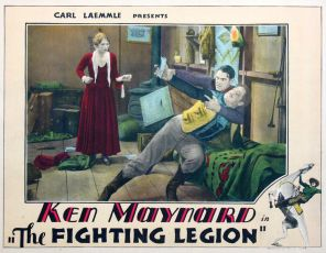 The Fighting Legion (1930)