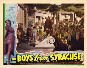 The Boys from Syracuse (1940)