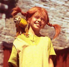 Pippi Dlouhá punčocha (1969/1)