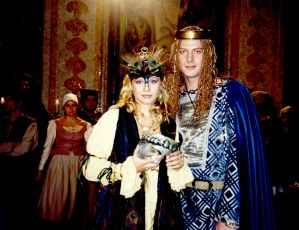 O princezně se zlatým lukem (2002) [TV inscenace]