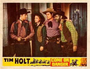 Come on Danger (1942)