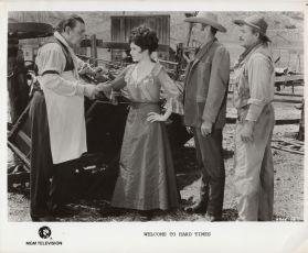 Vítejte do Těžkých časů (1967)