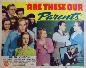 Are These Our Parents (1944)