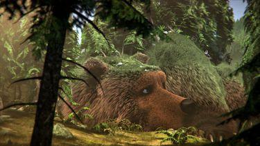 Velikánský medvěd (2011)