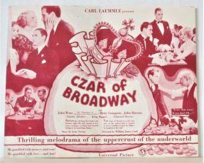 The Czar of Broadway (1930)