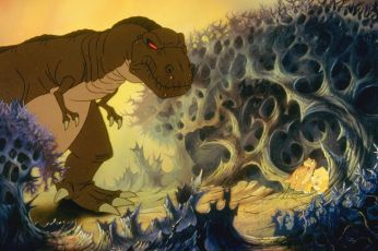 Země dinosaurů 1 - Jak to všechno začalo (1988)