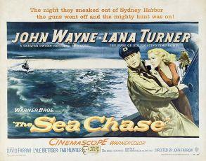 Pronásledování na moři (1955)