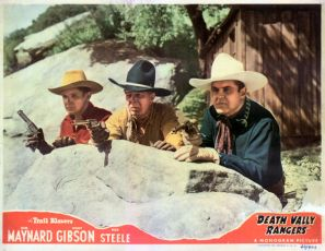 Death Valley Rangers (1943)