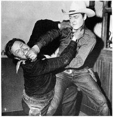 Covered Wagon Raid (1950)