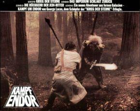 Bitva o planetu Endor (1985) [TV film]