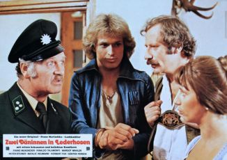 Zwei Däninnen in Lederhosen (1979)