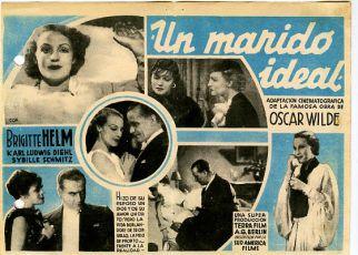 Ein idealer Gatte (1935)