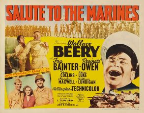 Salute to the Marines (1943)