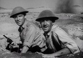 Krysy pouště (1953)