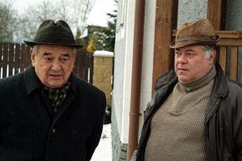 Josef Vinklář a  Vlastimil Zavřel