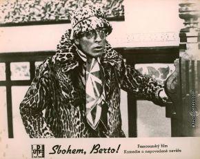 Sbohem, Berto! (1968)