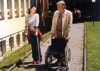 Kateřina Březinová a Jan Kanyza