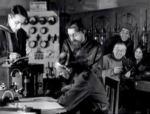 Kráska z Marsu (1924)