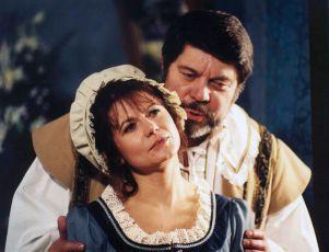 Ivana Andrlová a Martin Štěpánek