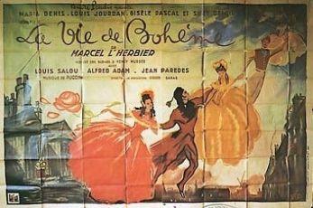 Život bohémy (1945)