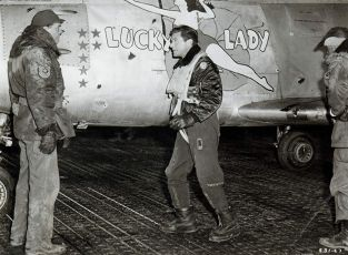 Bombardéry B 52 (1957)