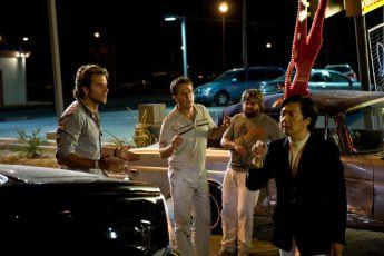Bradley Cooper Ed Helms Zach Galifianakis Ken Jeong