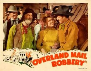 Overland Mail Robbery (1943)