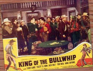 King of the Bullwhip (1950)