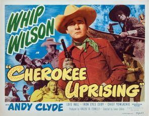 Cherokee Uprising (1950)