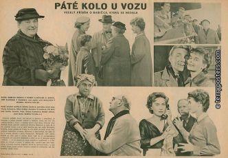 Páté kolo u vozu (1958)