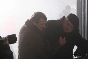 Robert Więckiewicz a Andrzej Seweryn