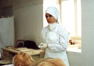 Libuše Šafránková v epizodě Doktor smrt