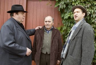Otec Braun - Rudá Róza (2009) [TV film]