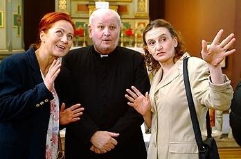 Simona Stašová, Milan Riehs, Eva Holubová