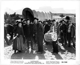 Vůdce karavany (1950)