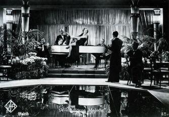 Dozněla melodie (1938)