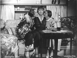 Unmögliche Liebe (1932)