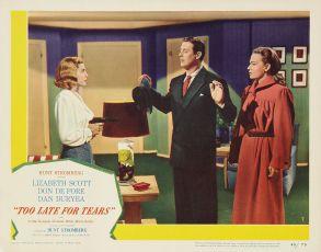 Pozdě na slzy (1949)