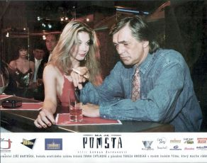 Sabina Laurinová a Jiří Bartoška