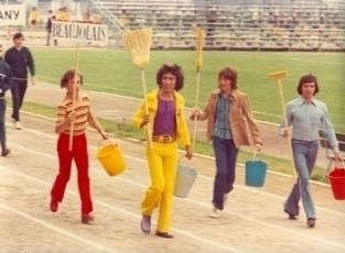 Blázni ze stadiónu (1972)