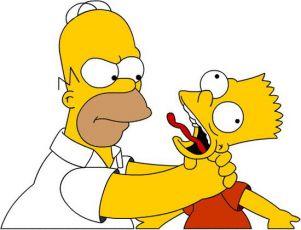 Simpsonovi: Příliš drsný pro TV (1998) [Video]