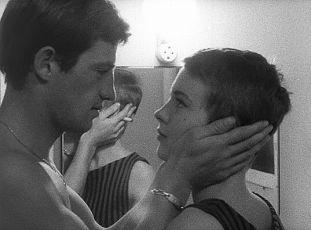 U konce s dechem (1959)