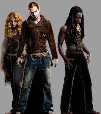 Laurent, James a Victoria