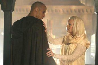 Vin Diesel a Judi Dench