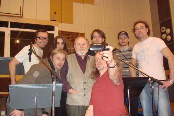 Nahrávka hudby, Support Lesbiens, dirigent Mario Klemens a  F.A.Brabec