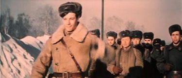 Vladimír Konkiin jako poručík Suslin