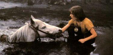 Noah Hathaway + kůň Artex
